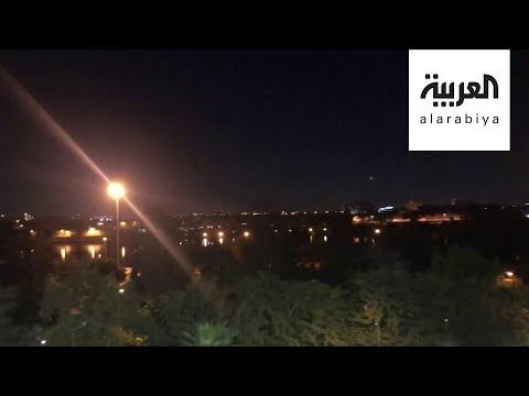 العرب اليوم - شاهد: إحباط هجوم صاروخي على السفارة الأميركية في بغداد