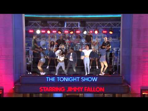Pharrell Williams Performs FREEDOM on The Tonight Show with Jimmy Fallon