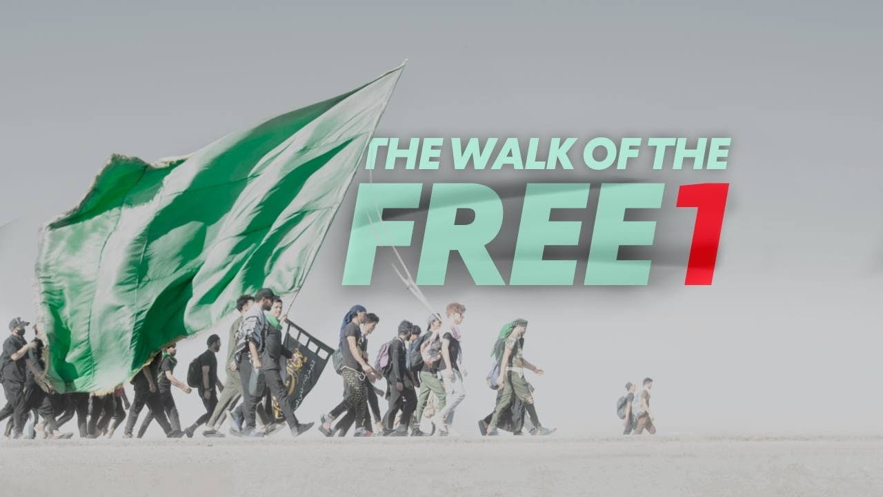 The Walk Of The Free | Part 1