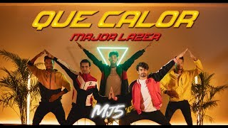 Major Lazer X MJ5   Que Calor (Ft. J Balvin & El Alfa)