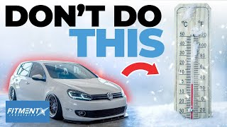 Should You Warm Up Your Car When It's Cold?