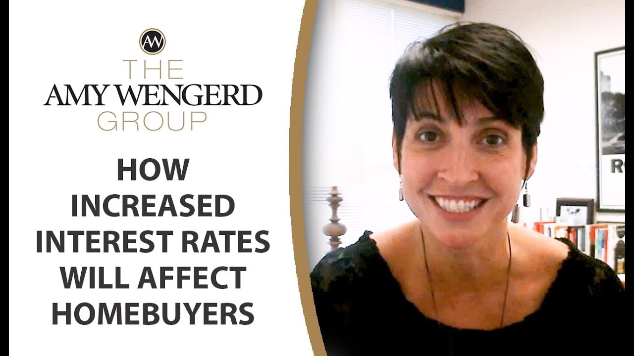 How Increased Interest Rates Will Affect Homebuyers