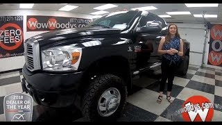 2009 Dodge Ram 3500 Laramie Review   Video Walkaround   Used Cars and Trucks for sale at WowWoodys