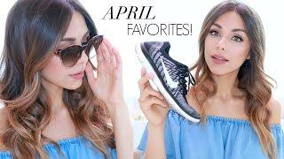 APRIL FAVORITES! | Annie Jaffrey