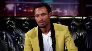 Comedian Azmeraw on Seifu Fantahun Show