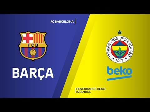 FC Barcelona -Fenerbahce Beko Istanbul Highlights | Turkish Airlines EuroLeague, RS Round 9