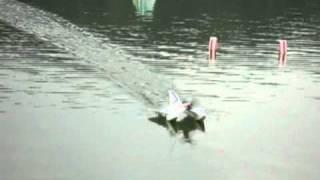 preview picture of video 'Druhé podzimní setkání Model klubu Otrokovice 2010'