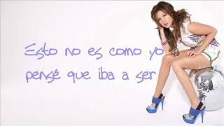 Ashley Tisdale - No princess [Traducción al español]
