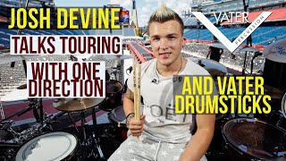Джош Девайн, Vater Percussion - Джош Devine - One Direction