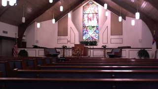 Dogwood Hill Baptist Church Interior