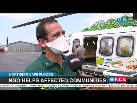 NGO helps affected NC communities