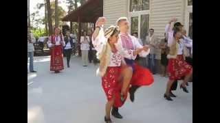 Неймовірний танець на весіллі!!!