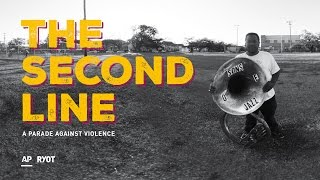 The Second Line: A parade against violence (360 Video)