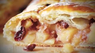 Яблочный штрудель - лучший кулинарные рецепт