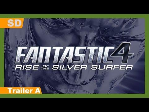 Video trailer för Fantastic Four: Rise of the Silver Surfer (2007) Trailer A