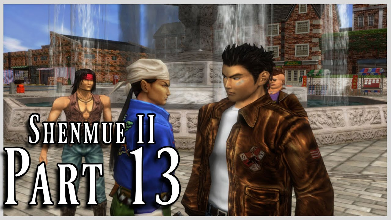 Shenmue 2 HD – Part 13: Hallo Köln!