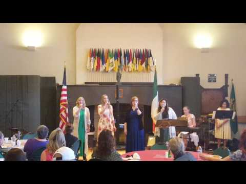 """Amazing Grace"" - Killarney Fair - Irish Cultural Center 2017"