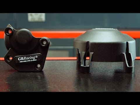 GB Racing Motorcycle Protection Review by Reactive Parts