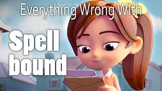 Everything Wrong With Spellbound In 10 Minutes Or Less