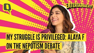 Alaya F On Her Debut With 'Jawaani Jaaneman' And the Nepotism Debate | The Quint