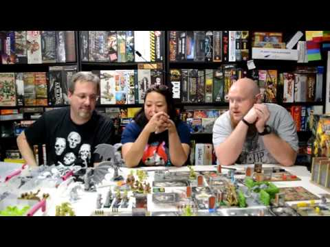 Review of Green Horde by Cool Mini or Not