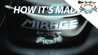 How It's Made: Lacrosse Head | ECD Mirage