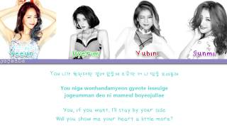 Wonder Girls - Baby Don't Play (Color Coded Han/Rom/Eng)