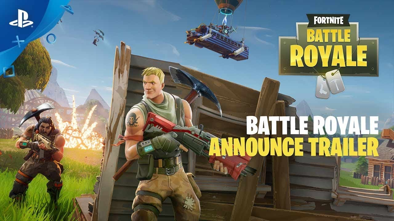 Fortnite Battle Royale Launches September 26 – PlayStation Blog