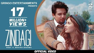 Zindagi (Official Video) | Akay | Mahira Sharma | Latest Punjabi Songs 2020 | New Punjabi Songs - Download this Video in MP3, M4A, WEBM, MP4, 3GP