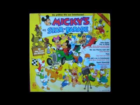 Micky's Starparade - Wir müssen um 8 ins Bett