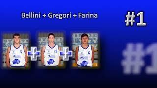U16 E: JBR – OneTeam Forlì highlights