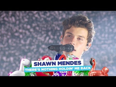 Shawn Mendes - 'There's Nothing Holdin' Me Back' (live At Capital's Summertime Ball 2018) - Capital FM