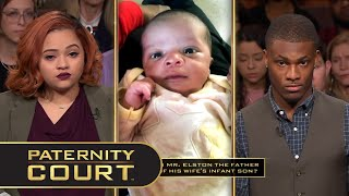 Couple Comes Back To Paternity Court For Seconds (Full Episode) | Paternity Court