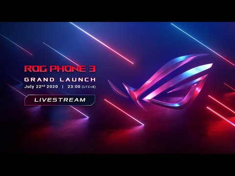 """ASUS ROG Phone 3 (12GB) (512GB, Black, 6.59"""", Dual SIM, 64Mpx, 5G)"""