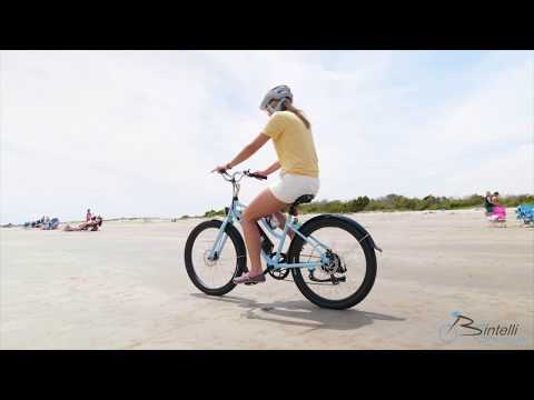 2019 Bintelli B1 Electric Bicycle in Jacksonville, Florida - Video 1