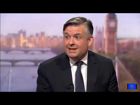 Labour Means Leave: Jon Ashworth held to account over Labour's pro Brexit stance