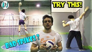 Spike HARDER in Volleyball - Common Mistake and How to Fix it