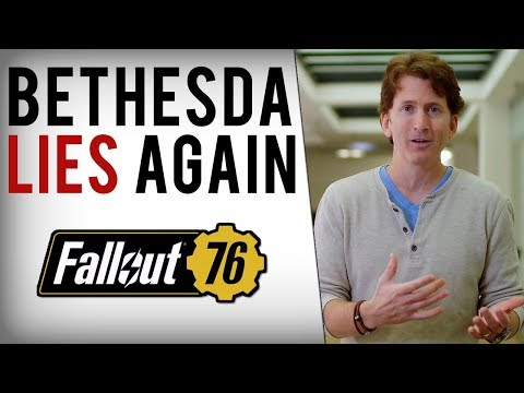 Bethesda's New Disaster - Makes Fallout 76 Pay-To-Win & Fans Are ANGRY! Breaks Cosmetic-Only Promise