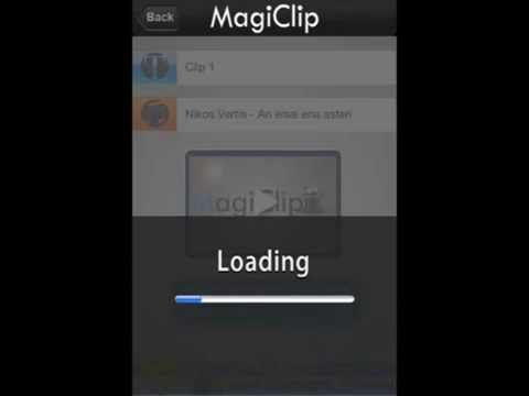 Video of Magiclip - Slideshow Editor