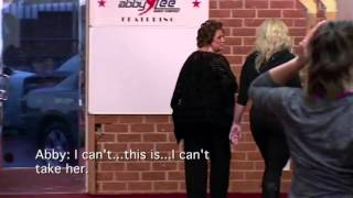 Dance Moms - Abby Uninvites Brynn To The People's Choice Awards (S6,E11)