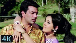 Main Tere Ishq Mein Mar Na Jaun Kahin   Full 4K Video Song   Dharmendra, Mumtaz - Loafer