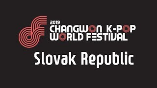 2019 K-POP World Festival Slovak Republic