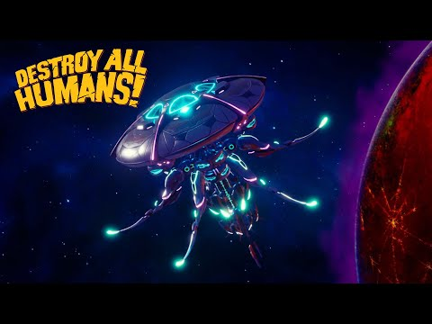 Destroy All Humans! : Trailer d'annonce Switch