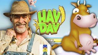 HAY DAY FARMER FREAKS OUT