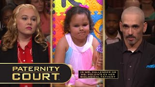Sneaking Around At Lunch Time During Work Hours (Full Episode) | Paternity Court