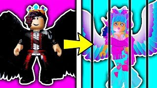 IM TRAPPED IN THE DARK FAIRY DORM! MALTY IS BACK TO LIFE?! 😈 Royale High School | Roblox Roleplay