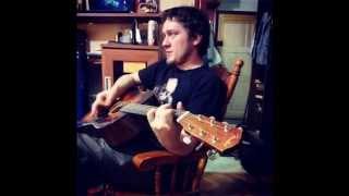 Андрей Нифёдов играет на гитаре