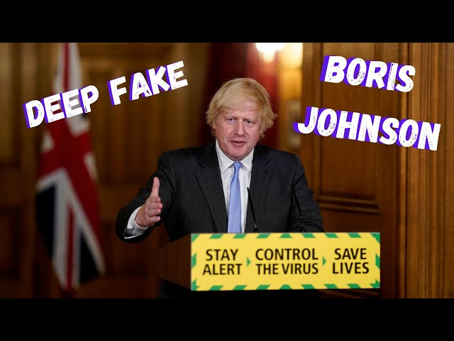 Deep Fake Boris 2
