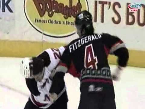 Zack FitzGerald vs. Louis Robitaille