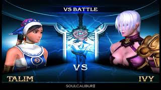 Soul Calibur 2 Talim Arcade